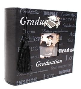 Graduation Photo Album 80 Capacity
