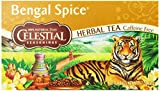 Celestial Seasonings Herb Tea, Bengal Spice, 20-Count Tea Bags (Pack of 6)