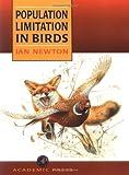 echange, troc Ian Newton - Population Limitation in Birds
