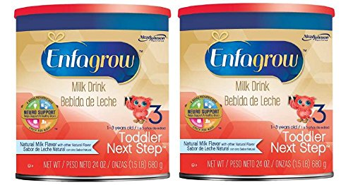 Enfagrow Toddler Next Step Natural Milk, 48 Oz