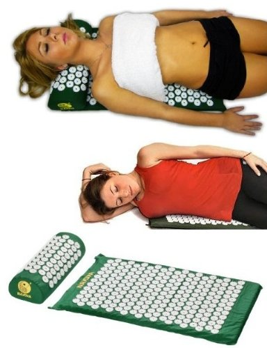 Best Back Pain Relief Acupressure Mat Amp Pillow Set For