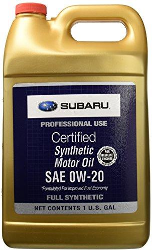 Genuine Subaru SOA427V1315 Motor Oil - 1 gallon (Subaru Motor Oil compare prices)