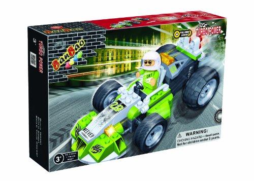 BanBao Weever Toy Building Set, 92-Piece