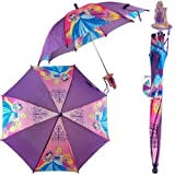 Disney Princess PRR39503ST Girl's Umbrella with 2D Handle