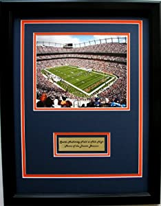 NFL Denver Broncos Photo Frame by CGI Sports Memories