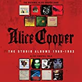 Alice Cooper - 'The Studio Albums 1969-1983' (box set)