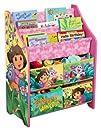Nickelodeon Dora The Explorer Book And Toy Organizer