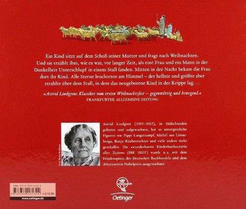 libro weihnachten im stall di astrid lindgren harald wiberg. Black Bedroom Furniture Sets. Home Design Ideas