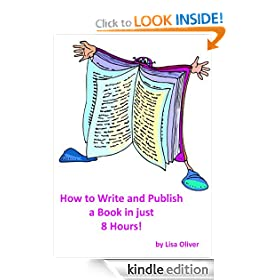 How to Write and Publish a Book in 8 Hours