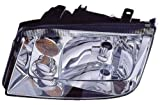 VOLKSWAGEN JETTA GEN 4 HEADLIGHT LEFT (DRIVER SIDE) WITHOUT F.AMBER BULB 2002-2005