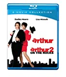 Arthur & Arthur 2: On the Rocks [Blu-ray] [US Import]