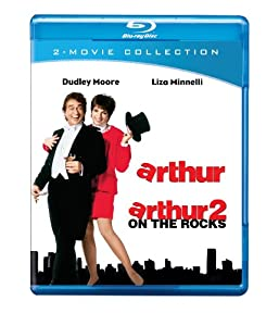 Arthur & Arthur 2: On the Rocks [Blu-ray] (Sous-titres français) [Import]