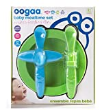 oogaa Baby Mealtime Set, Green