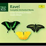 Ravel: Complete Orchestral Works (3 CD's)