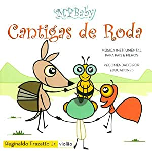 Mpbaby - Vol. 2-Cantigas De Roda Instrumentais - Amazon.com Music