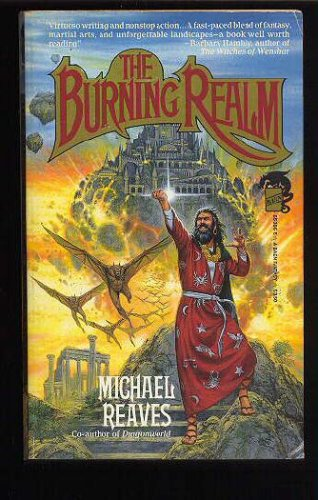 Burning Realm, Michael Reaves