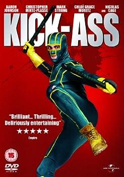 Kick-Ass Cover