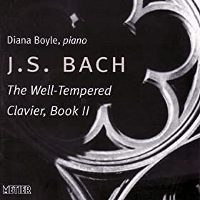 Bach: The Well Tempered Clavier, Book II