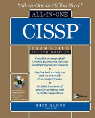 CISSP All in One Exam Guide