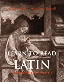 Learn to Read Latin Workbook, Part 1