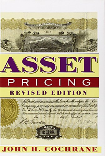 Asset Pricing (Capital Asset Pricing Model compare prices)