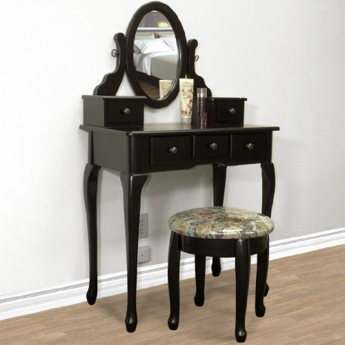 armoire with bench dressing tables