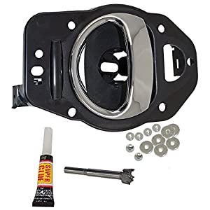 Royalty Lifts Interior Door Handle Replacement Kit Fits Left Driver Side Front Or