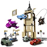 LEGO Cars 8639 - L'evasione di Big Bentley