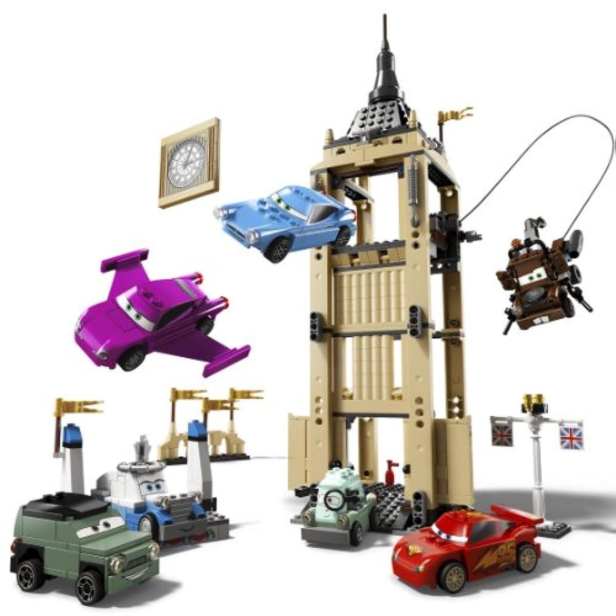 [해외] 레고 (LEGO) Cars/카 빅벤트 레이의 탈출 8639-294880 (2011-06-30)
