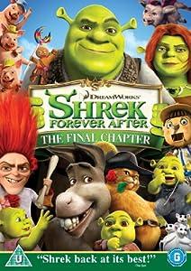 Shrek Forever After: The Final Chapter (2010) [DVD]