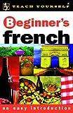 Beginner's French (TYL) Catrine Carpenter
