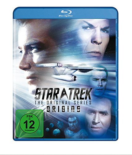 Star Trek - Raumschiff Enterprise/Origins [Blu-ray]