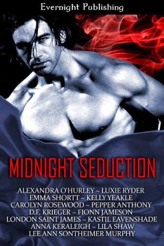 Midnight Seduction Book Cover