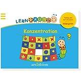 Lernraupe - Konzentration (Kindergarten-Lernraupe)
