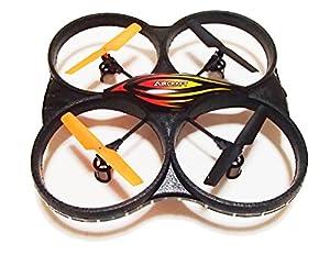 HDカメラ搭載で空撮可能なマルチコプター【LBK-044 エアークラフト】