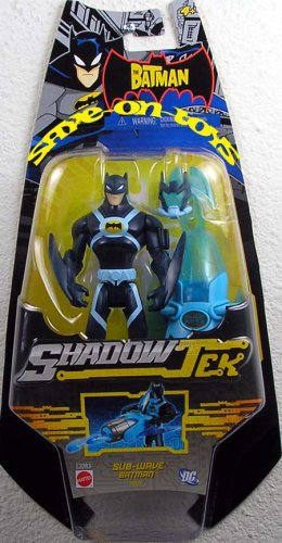 The Batman Shadow Tek Action Figure Batman [Sub-Wave] - Buy The Batman Shadow Tek Action Figure Batman [Sub-Wave] - Purchase The Batman Shadow Tek Action Figure Batman [Sub-Wave] (Mattel, Toys & Games,Categories)