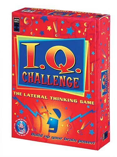 I.Q. Challenge Lateral Thinking Game - 1