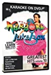 DVD Karaoke Jukebox - Greatest Hits V...