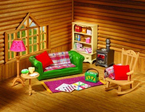 Sylvanian Families Cosy Living Room Furniture Sets Sets