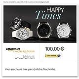 Amazon.de Gutschein per E-Mail (Amazon Uhren)