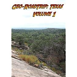 GeoRoadTrip: Texas Volume 1