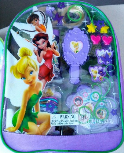 Disney Fairies Hair Care Backpack - 1