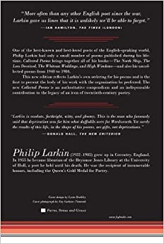 philip larkin collected poems pdf
