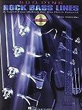 Building Rock Bass Lines Bgtr Book/Cd