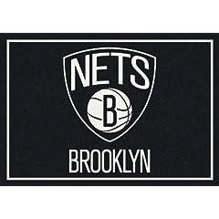 NBA Spirit 5 ft. 4 in. x 7 ft. 8 in. Rug by Milliken