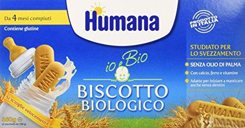 Humana Biscotto Biologico - 1 Scatola
