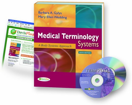 Medical Terminology Systems, 6th Edition + Audio CD +...