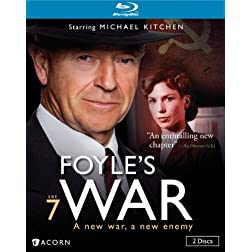 Foyle's War: Set Seven [Blu-ray]