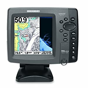 Humminbird 408130-1 788ci HD DI Combo Fishfinder GPS by Humminbird