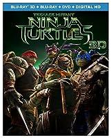 Teenage Mutant Ninja Turtles (Blu-ray 3D + Blu-ray + DVD + Digital HD) by Paramount